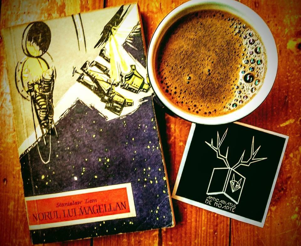 O cafea cu Stanislaw Lem