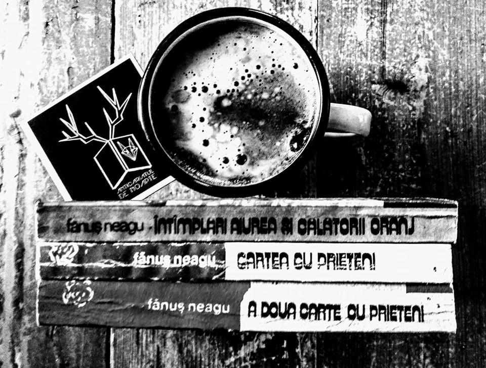 O cafea cu Fănuș Neagu
