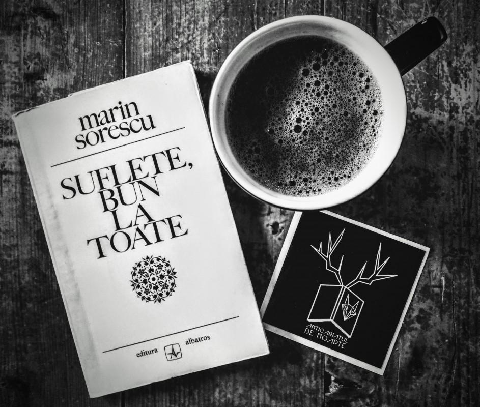O cafea cu poezia lui Marin Sorescu