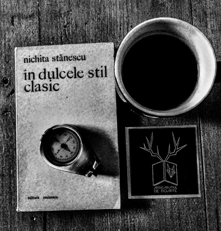 În dulcele stil clasic al lui Nichita Stănescu