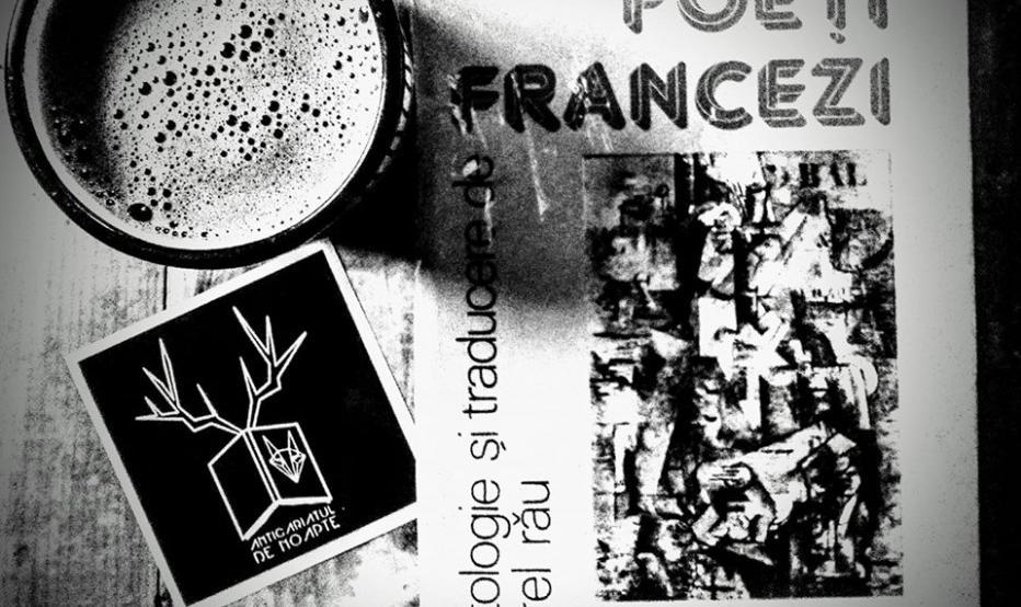 13 poeți francezi pentru 13 minute de relaxare