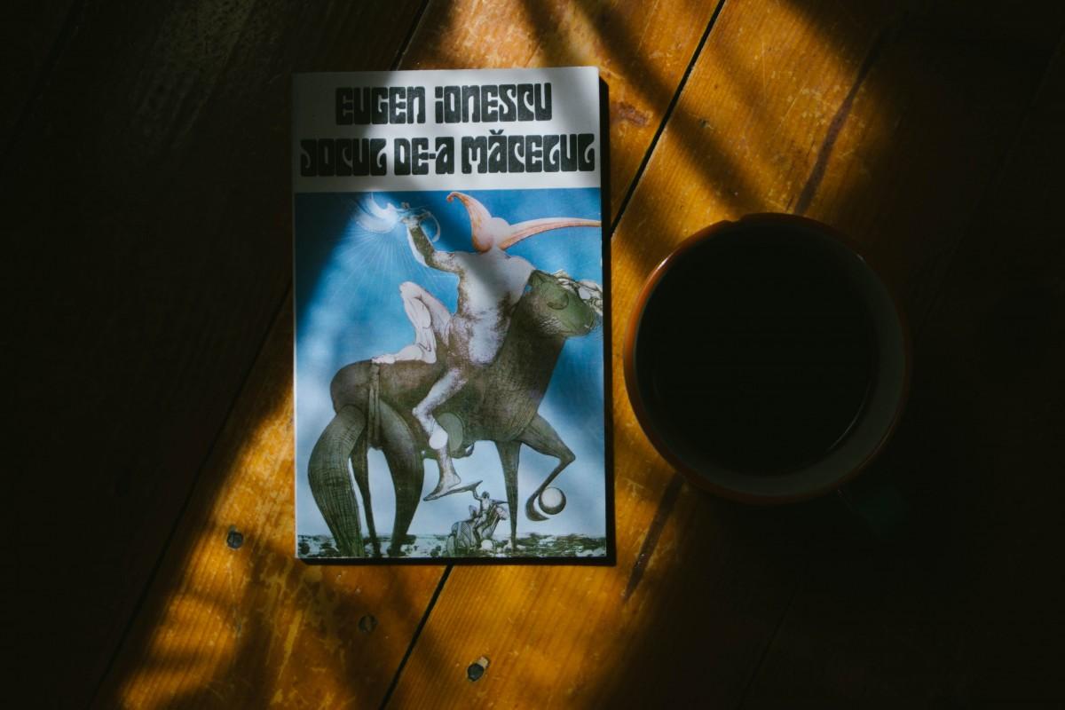 Despre cărțile lui Ionesco și trei secrete...