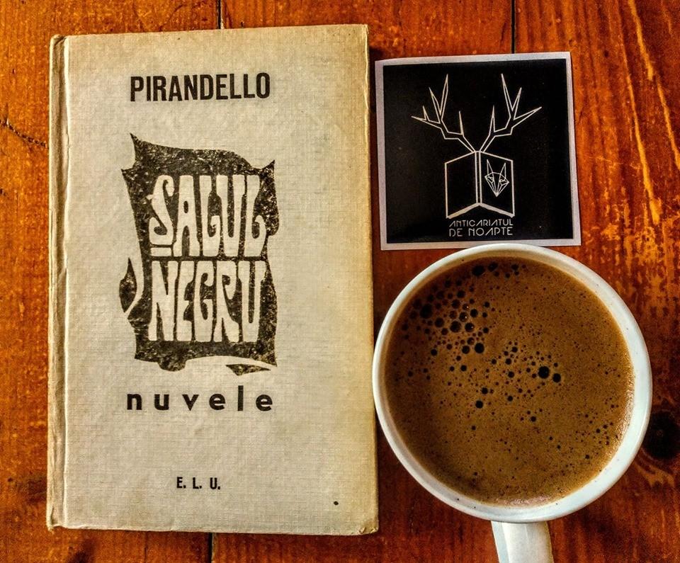 Azi îl sărbătorim pe Luigi Pirandello!