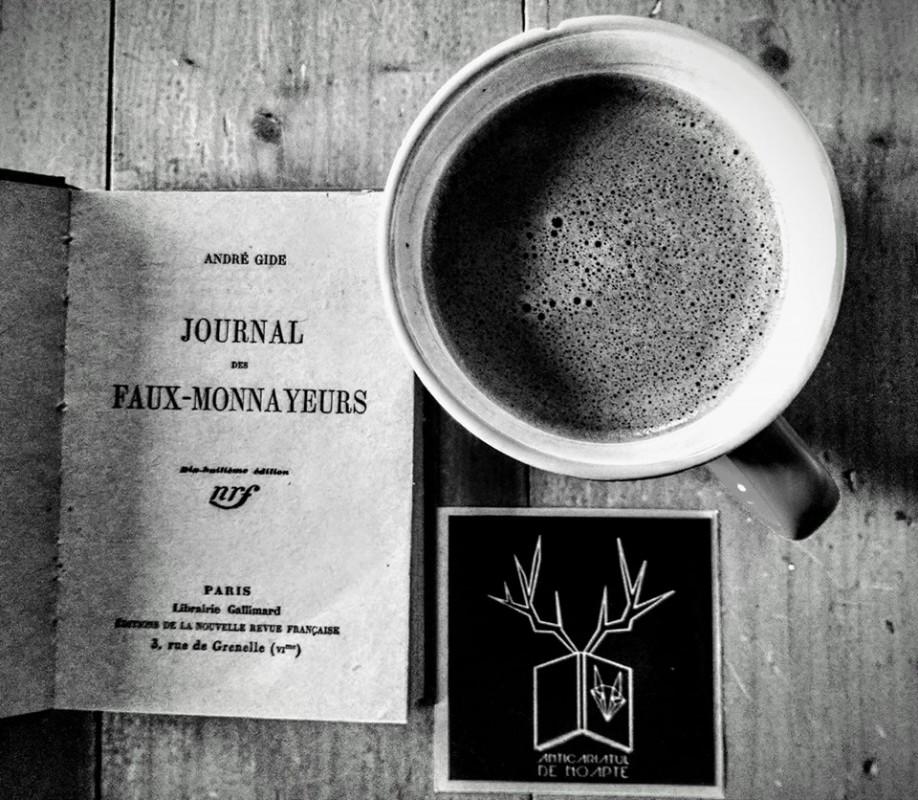 La cafea cu André Gide