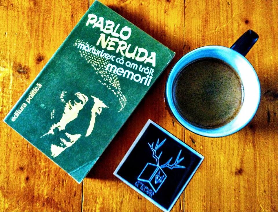 Acum 115 ani se năștea Pablo Neruda