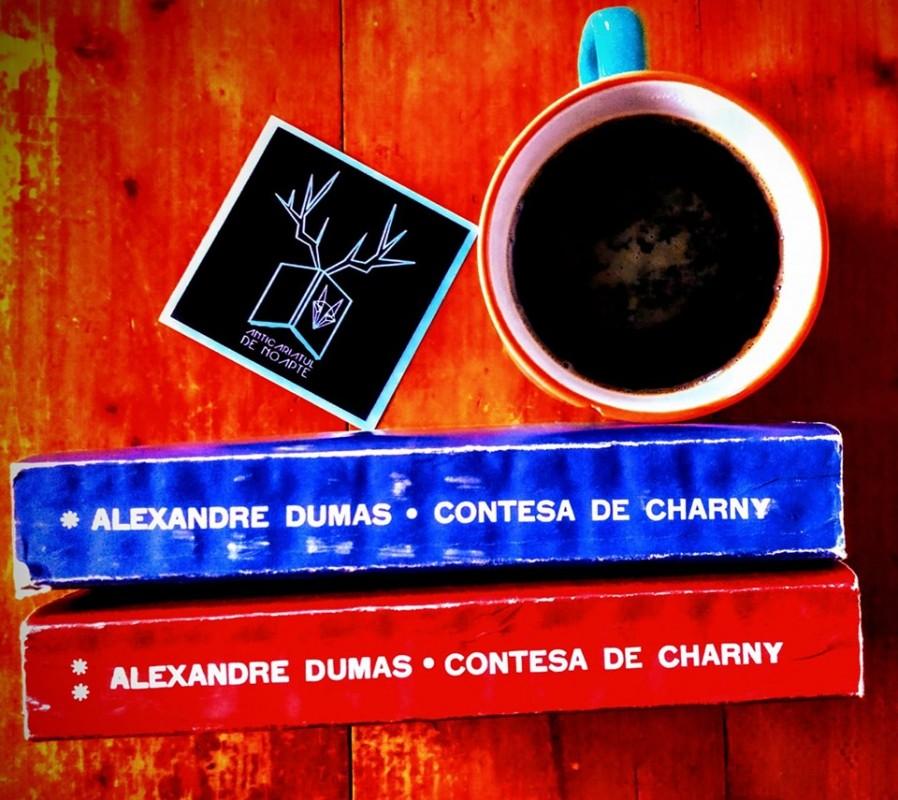 La cafea cu Alexandre Dumas
