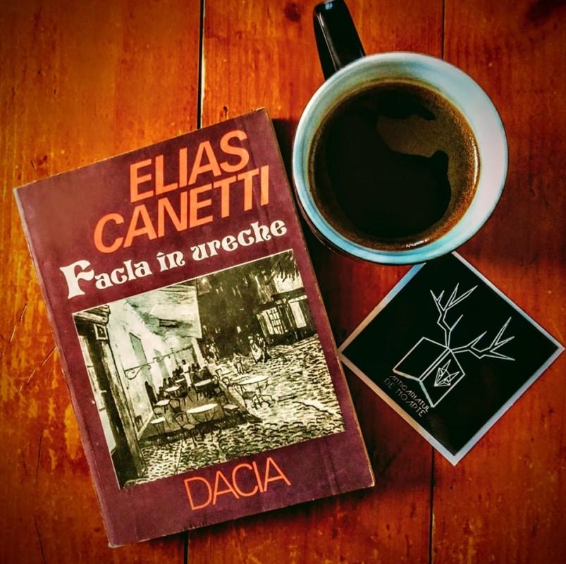Azi îl citim pe Elias Canetti...