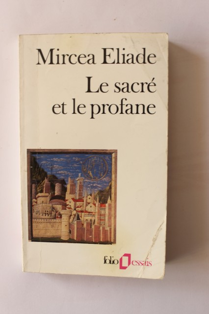 themes in mircea eliades the sacred and Mircea eliade's the sacred and the profane is considered as one of the classics in religious studiesthis work follows the methodological framework used by rudolf otto in his work the idea of the holy, but with a distinct emphasisaccording to eliade, the irrational element (like the holy of otto) that forms the essence of religion is the idea of the sacred and the profane.
