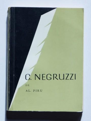 Al. Piru - C. Negruzzi