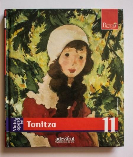 Album - Viata si opera lui Tonitza (editie hardcover)