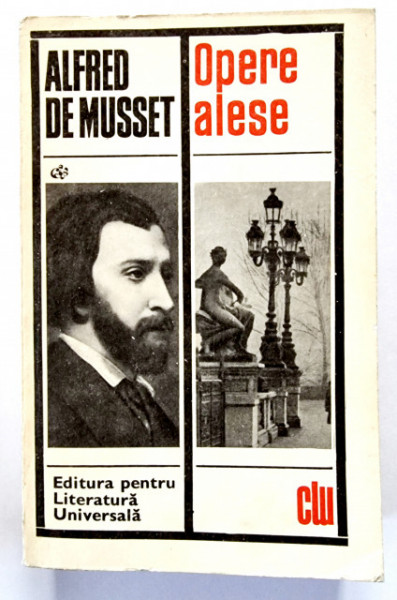 Alfred de Musset - Opere alese