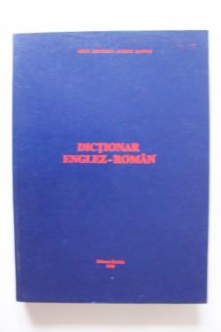 Andrei Bantas, Leon Levitchi - Dictionar englez-roman (format mare, editie hardcover)