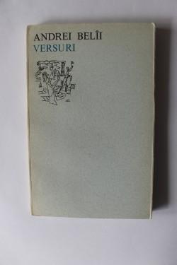 Andrei Belii - Versuri (editie bilingva, romano-rusa)