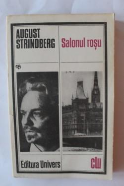 August Strindberg - Salonul rosu