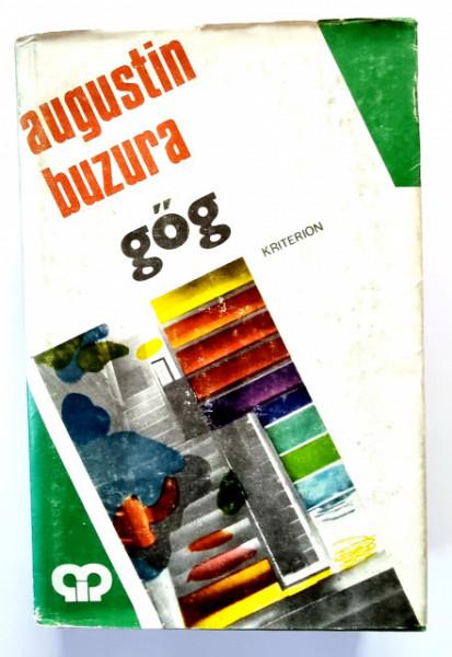 Augustin Buzura - GOG (editie hardcover, in limba maghiara)