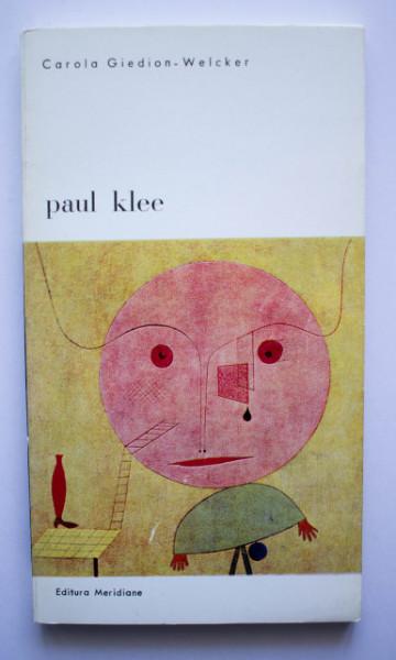Carola Giedion-Welcker - Paul Klee