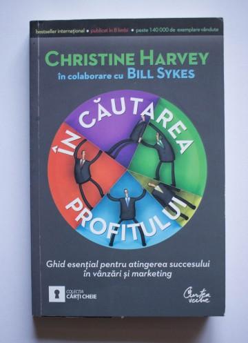Christine Harvey in colaborare cu Bill Sykes - In cautarea profitului