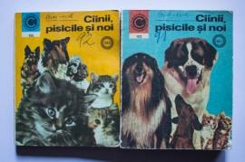 Colectiv autori - Cainii, pisicile si noi (2 vol.)