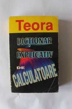Colectiv autori - Dictionar explicativ de calculatoare