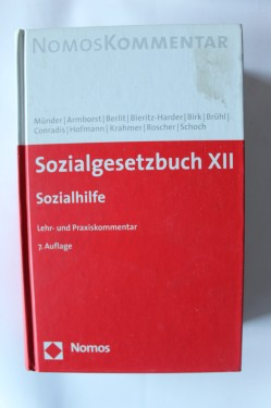 Colectiv autori - Sozialgesetzbuch XII (editie in limba germana, hardcover)