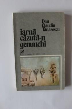 Dan Claudiu Tanasescu - Iarna cazuta-n genunchi