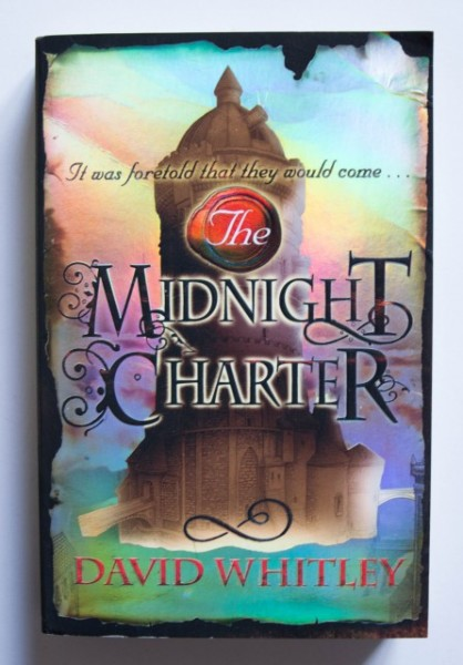 David Whitley - The Midnight Charter