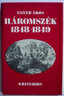 Egyed Akos - Haromszek 1848-1849 (editie hardcover)
