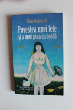 Elena Bociorisvili - Povestea unei fete si a unui pian cu coada