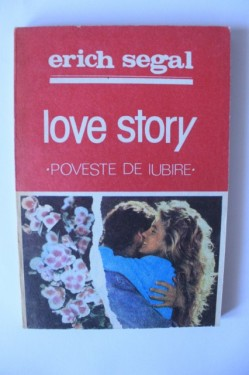 Poze Erich Segal - Love story