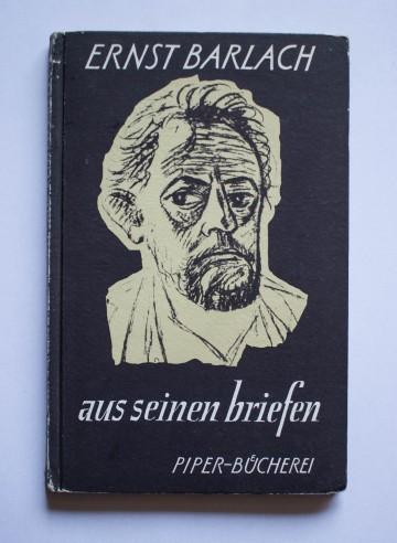 Ernst Barlach - Aus seinen Briefen (editie hardcover)