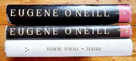 Eugene O`Neill - Teatru I-III (3 vol., editie hardcover)