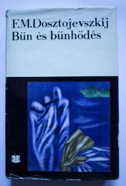 F. M. Dosztojevszkij - Bun es bunhodes (editie hardcover)