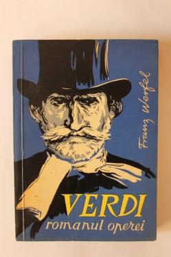 Franz Werfel - Verdi. Romanul operei
