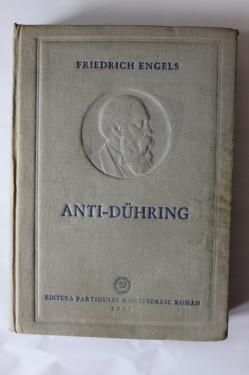 Friedrich Engels - Anti-Duhring (editie hardcover)