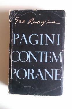 Geo Bogza - Pagini contemporane