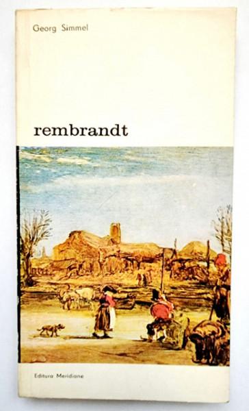 Georg Simmel - Rembrandt