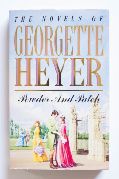 Georgette Heyer - Powder and Patch