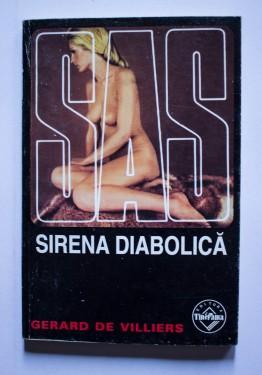 Gerard de Villiers - Sirena diabolica