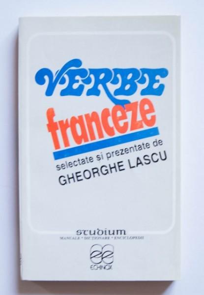 Gheorghe Lascu - Verbe franceze