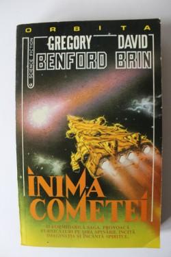 Gregory Benford, David Brin - Inima cometei