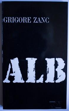 Grigore Zanc - Alb
