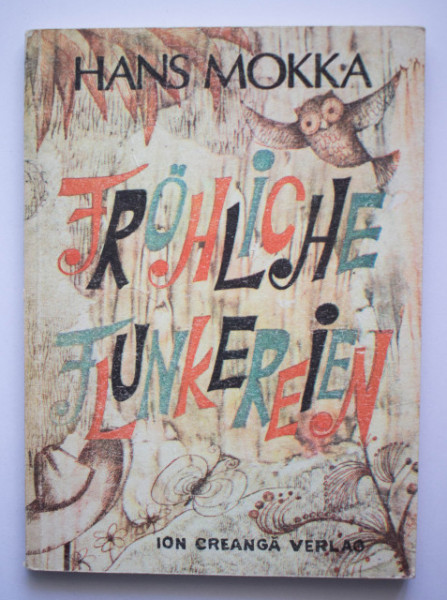 Hans Mokka - Frohliche Flunkereien (editie in limba germana)
