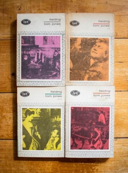Henry Fielding - Tom Jones (4 vol.)