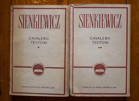 Henryk Sienkiewicz - Cavalerii teutoni (2 vol.)