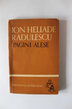 Ion Heliade Radulescu - Pagini alese
