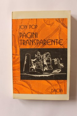 Ion Pop - Pagini transparente