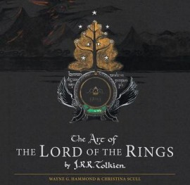 Poze J.R.R. Tolkien - The Art of The Lord of the Rings (editie hardcover, in limba engleza)