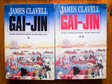 James Clavell - Gai-Jin (2 vol.)