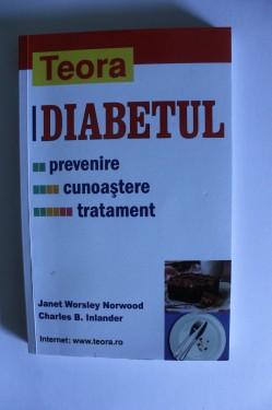 Janet Worsley Norwood, Charles B. Inlander - Diabetul
