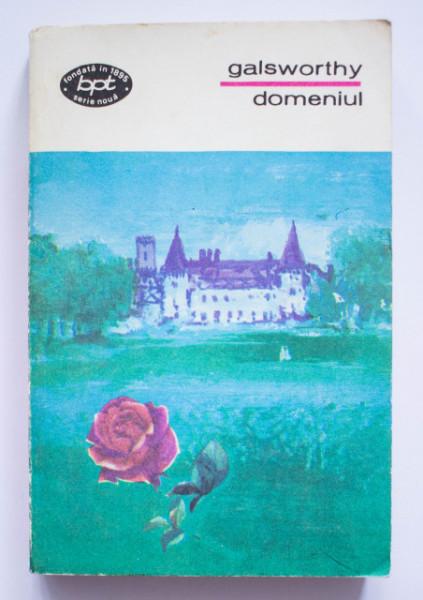 John Galsworthy - Domeniul